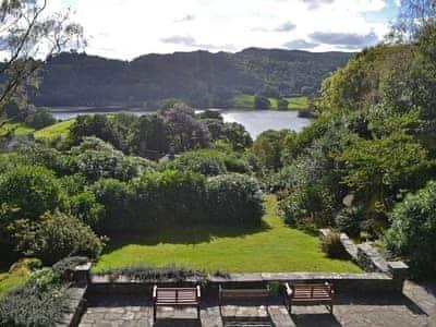 View | Langdale Crag, Grasmere