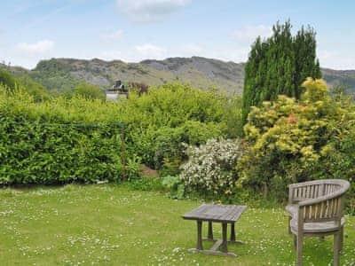Garden | Rhubarb Cottage, Chapel Stile near Grasmere