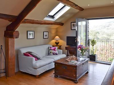 Living room | Marigold Barn, Satterthwaite