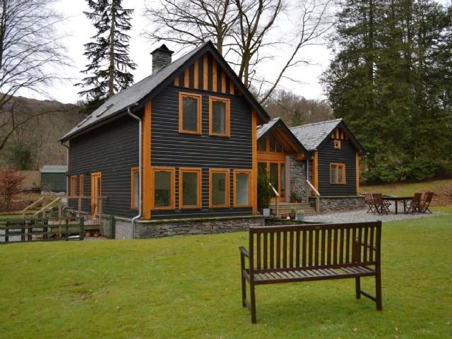 Log House - Picture of The Log House, Ambleside - TripAdvisor