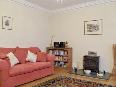 Spacious living room | Tilberthwaite - Elterwater & Tilberthwaite, Bowness on Windermere