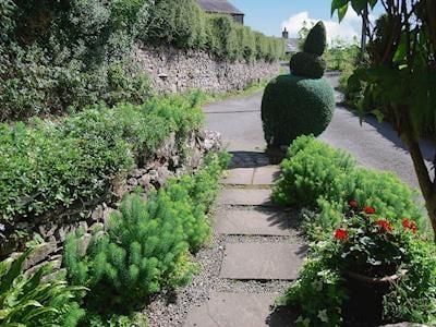 Garden   Garden Cottage, Brigsteer