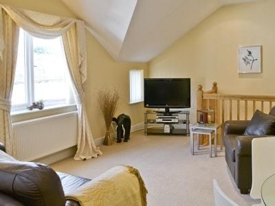 Open plan living/dining room/kitchen | Ramblers Lodge (VE Gold Award), Bowland Bridge