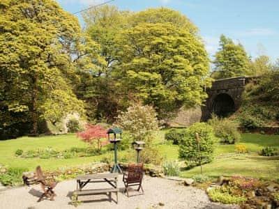 Garden | Tulip Cottage, Low Jock Scar near Kendal