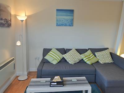 Lounge area | Coast Apartment, Whitby