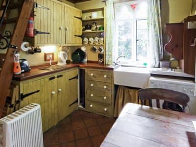 Kitchen | Llanerchydol Lodge, Welshpool