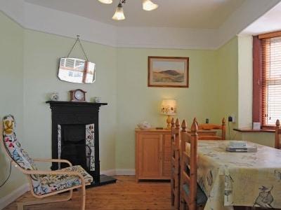 Dining room | Oak House, Machynlleth, Powys
