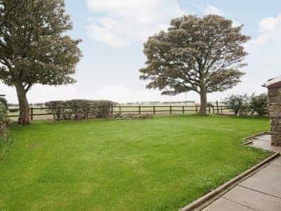 Garden | High Farm Cottage, Gerrick, nr. Moorsholme