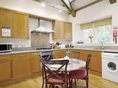 Open plan living/dining room/kitchen | Stable Cottage, Nr. Castle Douglas