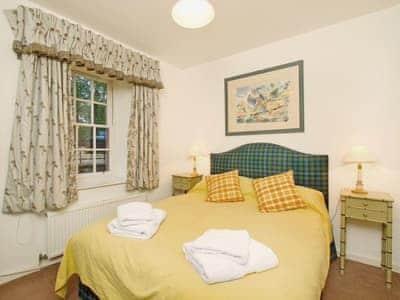 Double bedroom | Stable Cottage, Nr. Castle Douglas