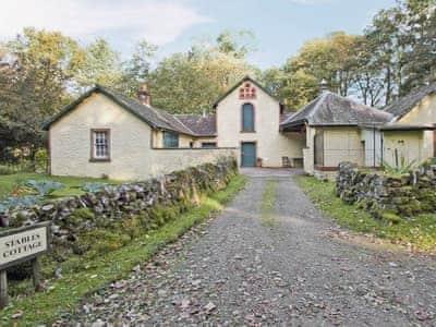 Exterior | Stable Cottage, Nr. Castle Douglas
