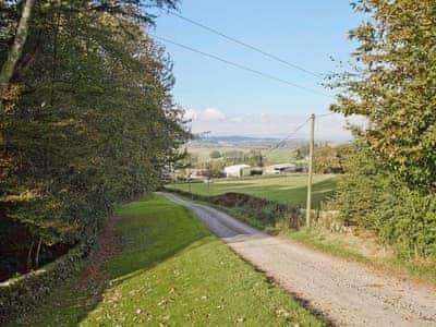 Surrounding area | Stable Cottage, Nr. Castle Douglas
