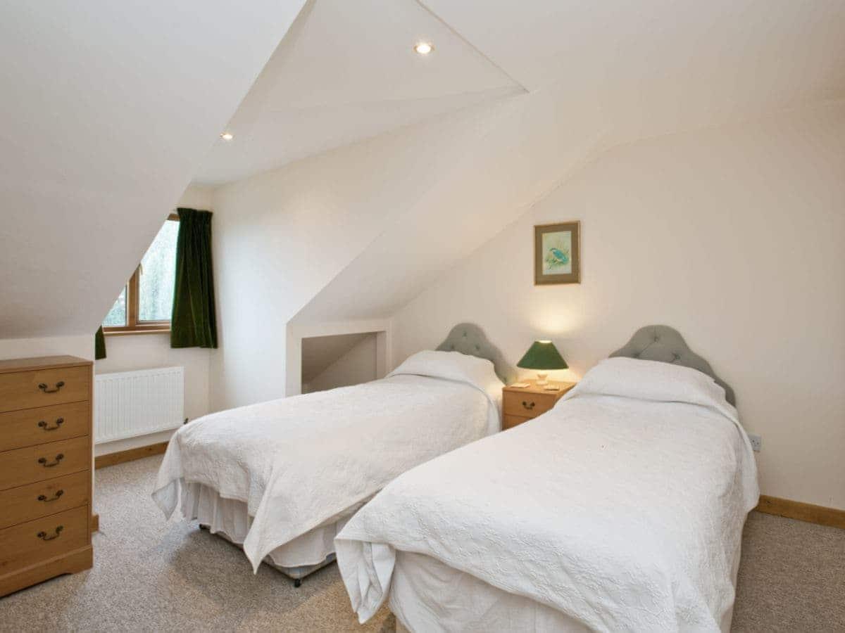 Stalham Twin Bedroom | Wayford Bridge Granary   Grebe, Wayford Bridge, Nr.