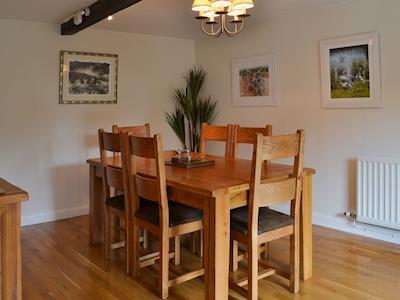 Dining room | Elm Rise, Askrigg near Hawes