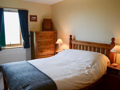 Double bedroom | Beagan Bothan, Kiltarlity