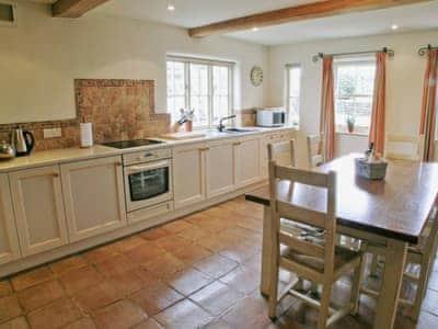 Kitchen/diner | Wordsworth Cottage, Sockbridge, nr. Ullswater
