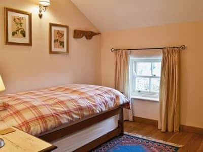 Single bedroom | Wordsworth Cottage, Sockbridge, nr. Ullswater