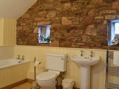 Bathroom | Wordsworth Cottage, Sockbridge, nr. Ullswater