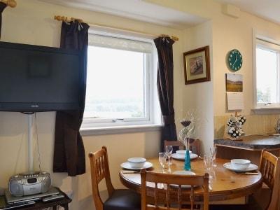 Kitchen/diner   Crombie Cottage, Marybank near Muir of Ord