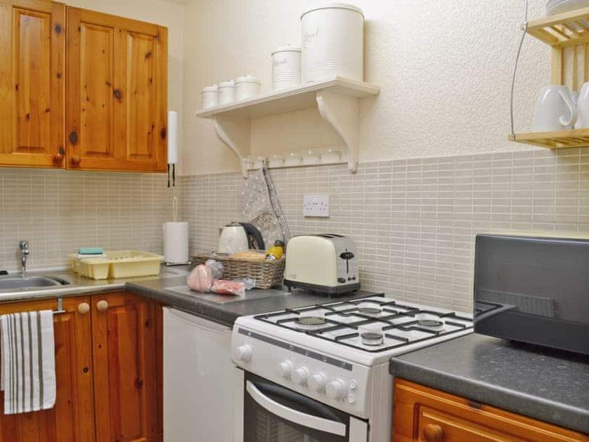 Kitchen | Wayside Farm Cottages - Stable Cottage, Cloughton, nr. Scarborough