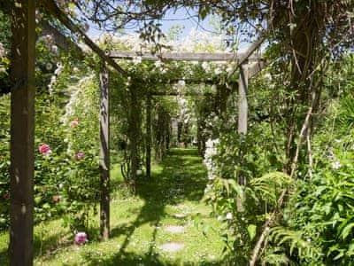 Gardens | Western Waters, Hillfield, nr. Dartmouth