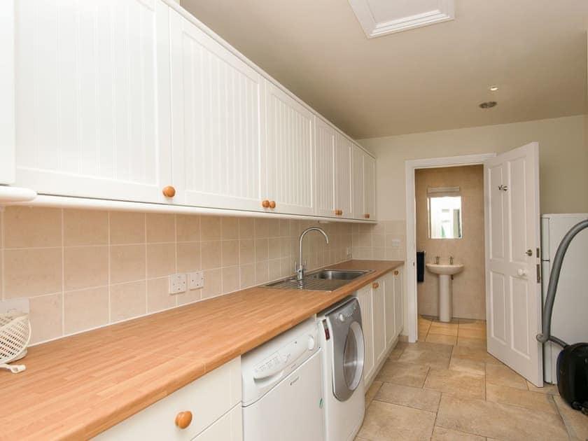 Utility room | Cooks Boathouse, Salcombe
