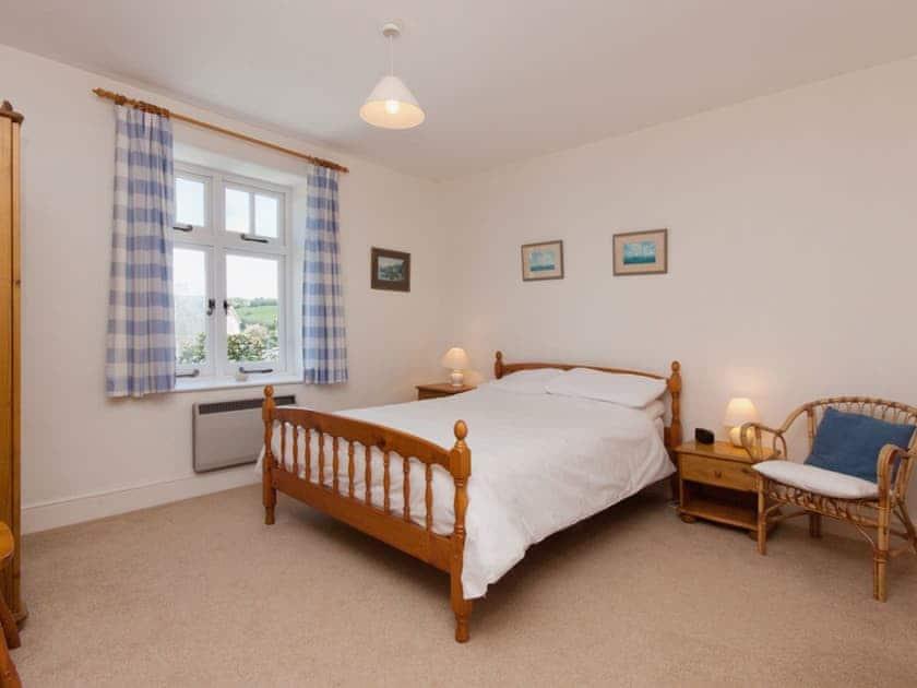 Double bedroom | Berrystead, Upper Flat, Salcombe