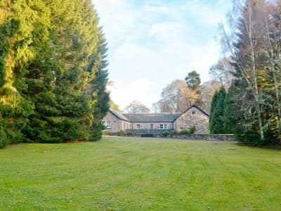 Exterior | Ladybird Cottage, Scaniport, nr. Inverness