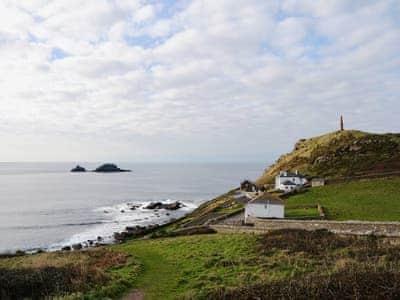 Cape Cornwall   Penzance, Cornwall
