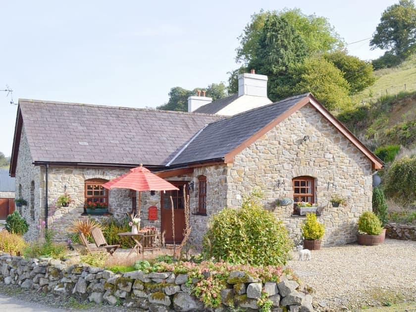 Gwynion Llethri Farm Cottages - Gwynion Llethri Barn