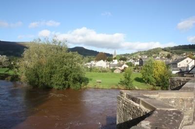 2 Mill Street, Crickhowell, Powys