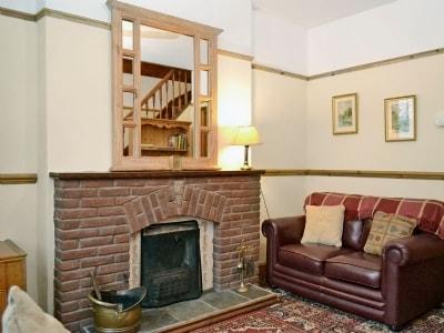 Living room   Rose Cottage, Keswick