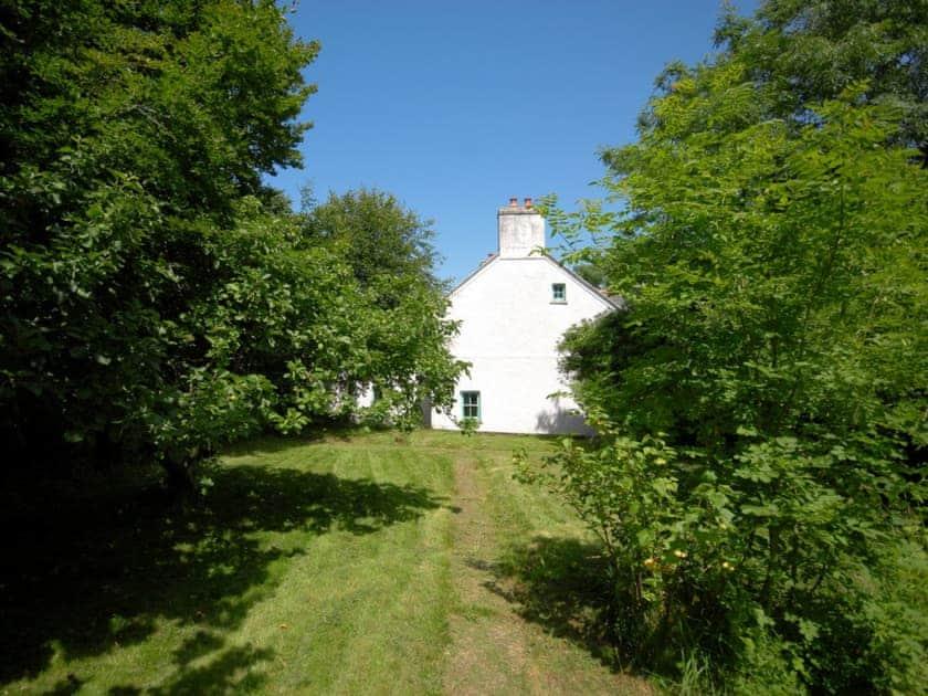 Garden and grounds | Rwgan, Blaencelyn, nr. Llangrannog