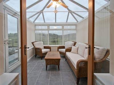 Conservatory | Cob Cottage, Llanddewi Brefi