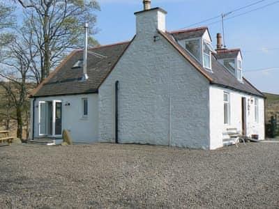 Exterior | Cleughbrae Cottage, Dalry, nr. Castle Douglas