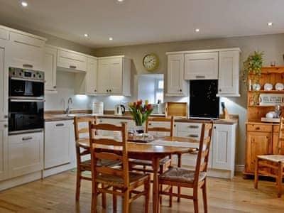 Kitchen/diner | Cleughbrae Cottage, Dalry, nr. Castle Douglas