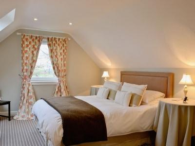 Double bedroom | Cleughbrae Cottage, Dalry, nr. Castle Douglas
