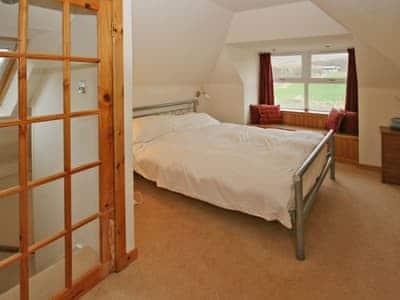 Double bedroom | The Shieling, Kilpatrick, Isle of Arran