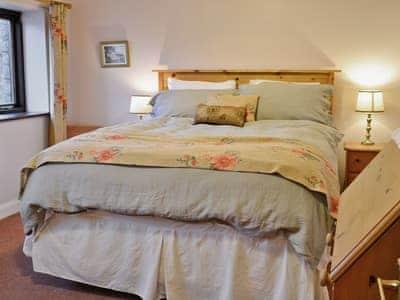 Double bedroom | Cranesbill Barn, Newbiggin-on-Lune, nr. Kirkby Stephen