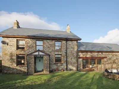 Exterior | Gelli-Fawr Farm, Cwmgors, Nr Ammanford