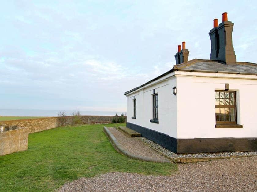 Exterior | Lighthouse Cottage, Happisburgh, nr. Cromer