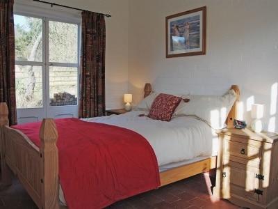 Double bedroom | Garden Cottage, Berriew, nr. Welshpool