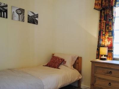 Twin bedroom | Garden Cottage, Berriew, nr. Welshpool