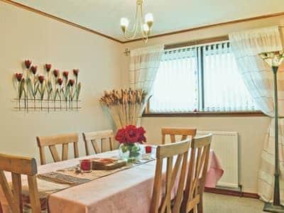 Dining room | Loch Ard, Sorn