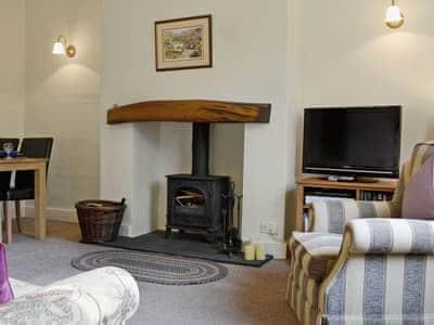Living room/dining room | Riversedge Cottage, Skelwith Bridge