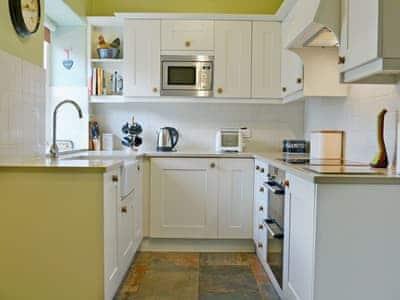 Kitchen | Riversedge Cottage, Skelwith Bridge