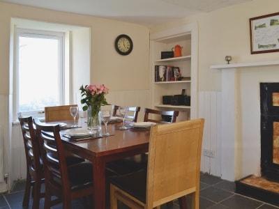 Kitchen/diner | Tomachlaggan Cottage, Avonside, Ballindalloch
