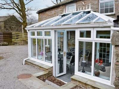 Conservatory | Cumpston Hill, Mallerstang, Kirkby Stephen
