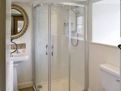 Shower room | Swiss Cottage, Rievaulx near Helmsley