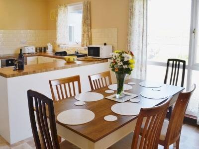 Dining Area | Ballochrae, Kirkcowan